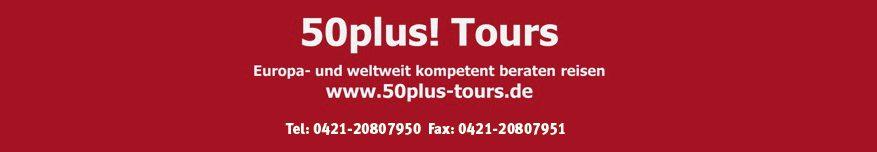 50plus! Tours